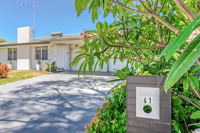 Picture of 61 Wyeree Road, MANDURAH WA 6210