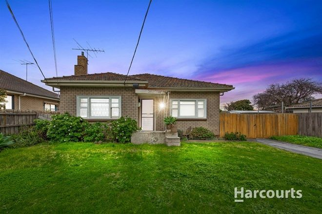 Picture of 2 Poole Street, DEER PARK VIC 3023