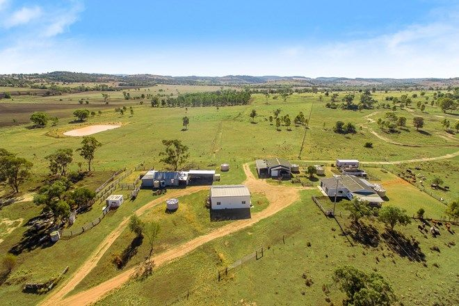 Picture of 21 Peranga-Evergreen Road, PERANGA QLD 4352