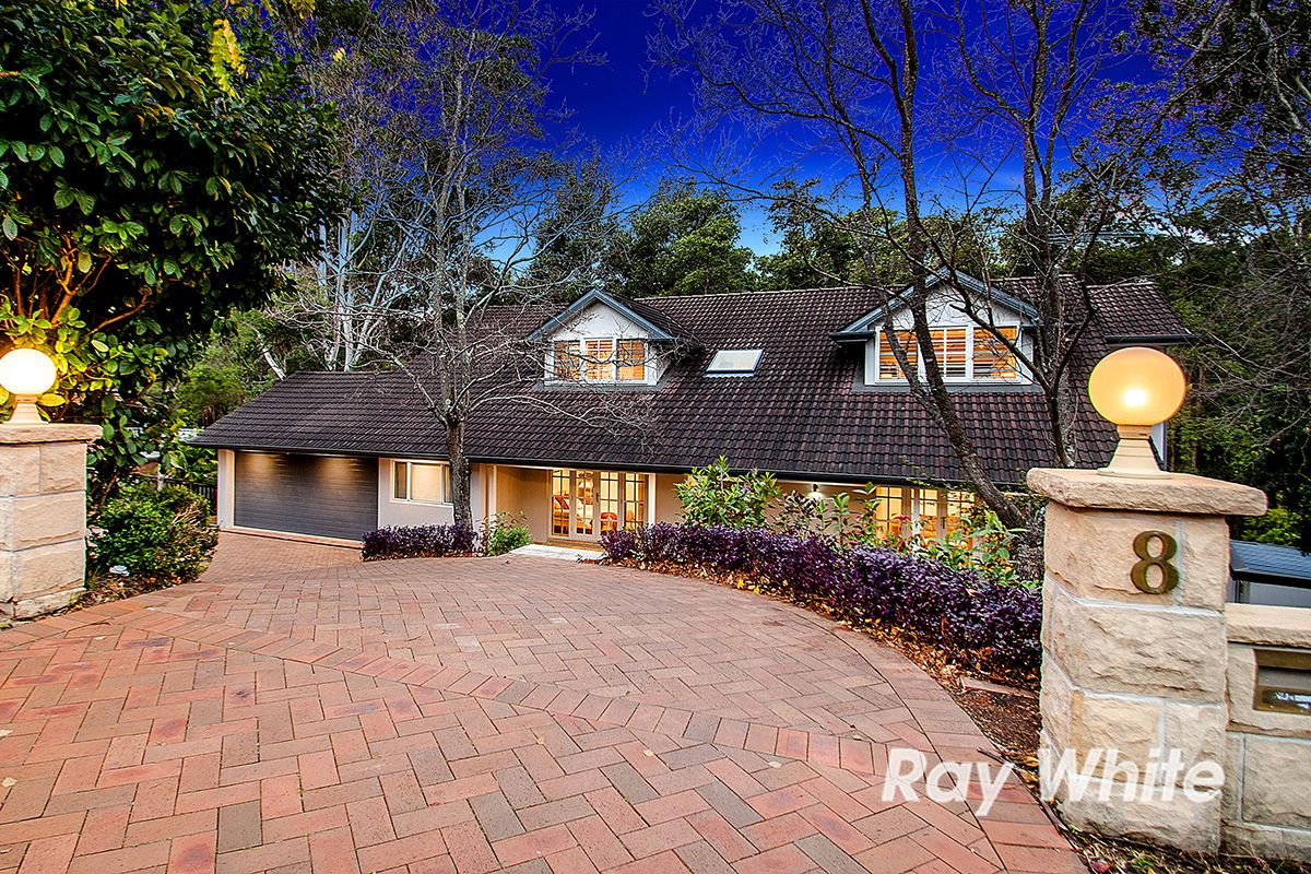 8 Ferngreen Way, Castle Hill NSW 2154, Image 1