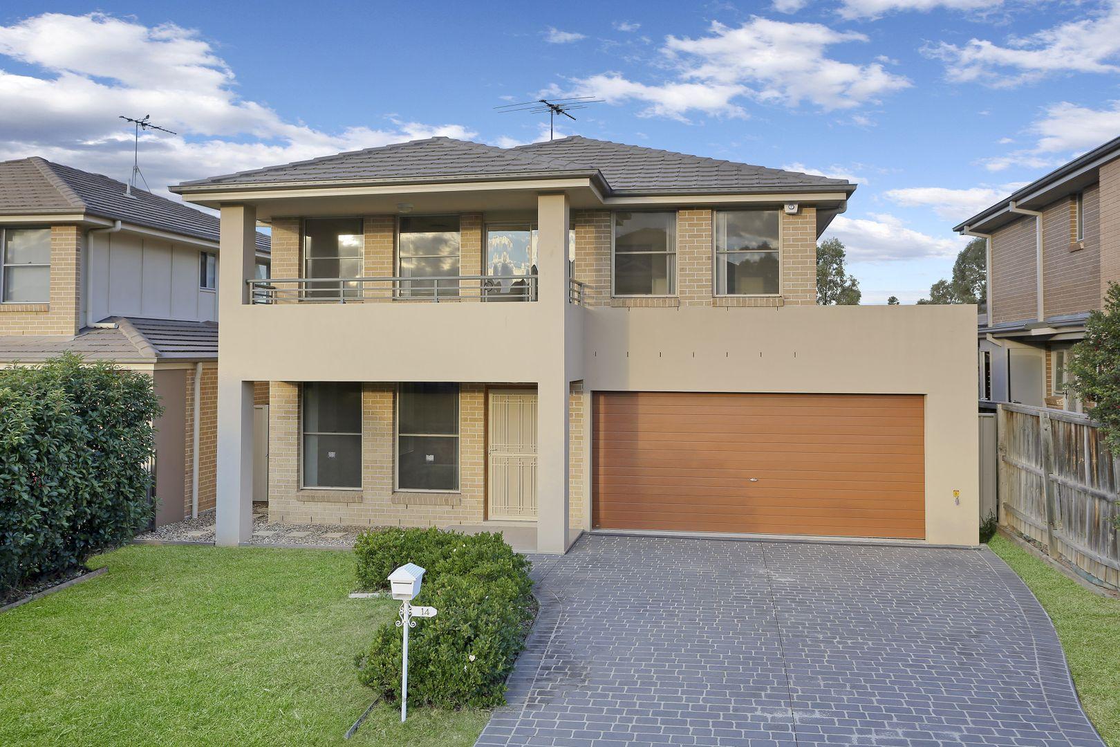 14 Rosebrook Avenue, Kellyville Ridge NSW 2155, Image 0