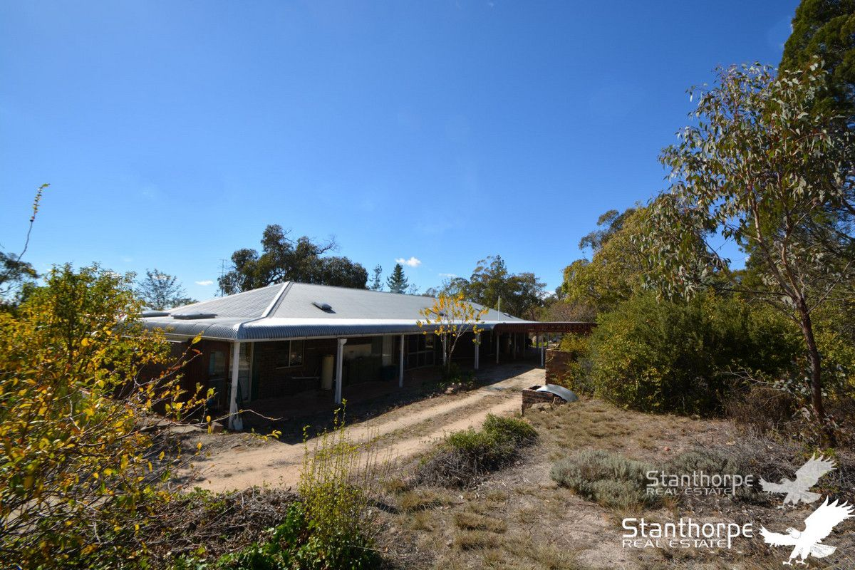 300 - 312 Mt Tully Road, Mount Tully QLD 4380, Image 1