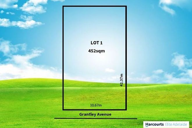 Picture of LOT 1/9 Grantley Avenue South, ROSTREVOR SA 5073
