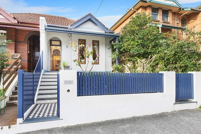 Picture of 3 Broughton Street, CANTERBURY NSW 2193