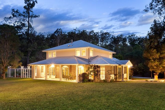 Picture of 609 Grandview Road, PULLENVALE QLD 4069