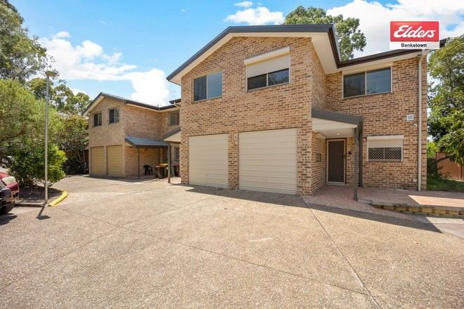 Picture of 13/135 Rex Road, GEORGES HALL NSW 2198