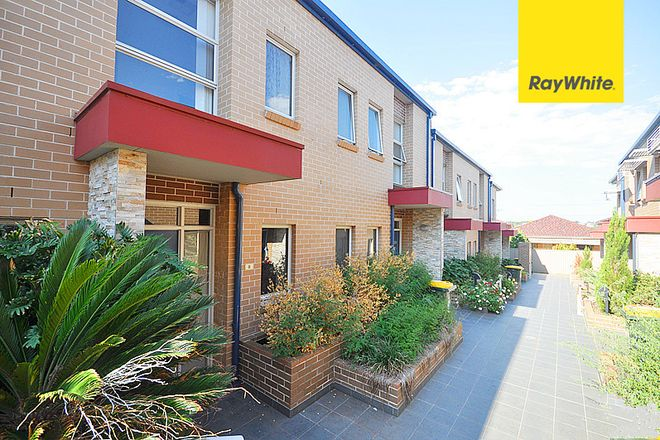 Picture of 8/34-40 Frances Street, LIDCOMBE NSW 2141