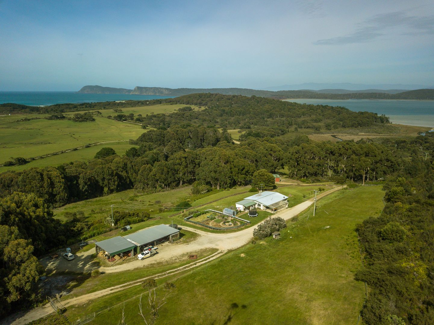 Lot 3/777 Cloudy Bay Road, South Bruny TAS 7150, Image 0