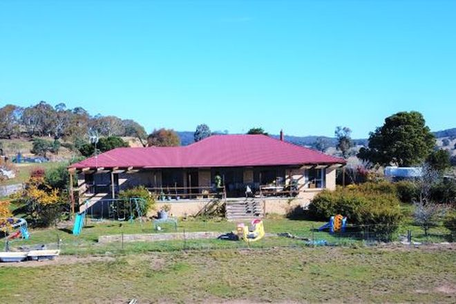 Picture of 611 Tombong Road, TOMBONG NSW 2633