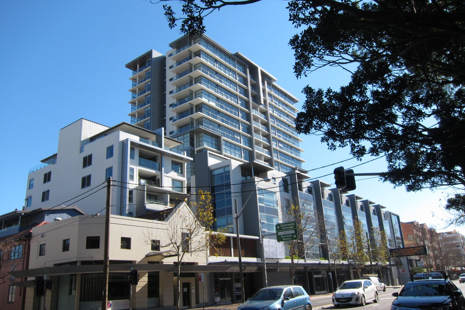 1 bedrooms Apartment / Unit / Flat in 220 Pacific Highway CROWS NEST NSW, 2065