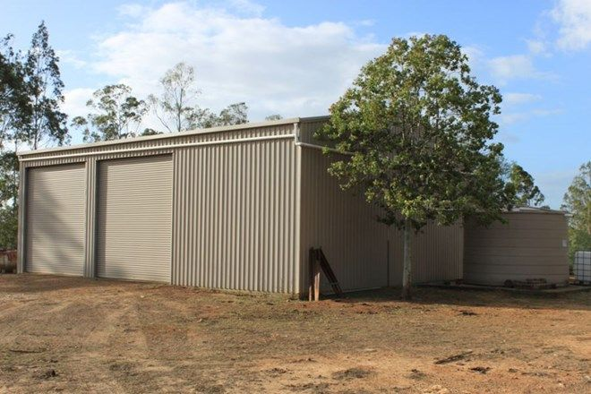 Picture of 429 Netherby Road, GUNDIAH QLD 4650