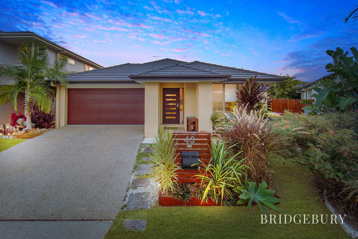 43 Dickson Crescent, North Lakes QLD 4509, Image 0