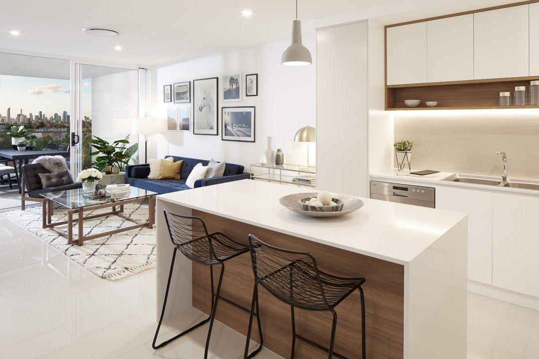 410/100 Holdsworth Street, Coorparoo QLD 4151, Image 1
