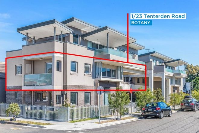 Picture of 1/23 Tenterden Road, BOTANY NSW 2019