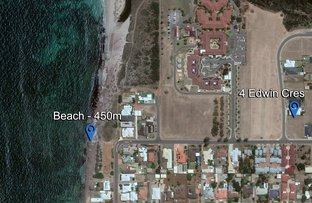 Picture of Lot 53/4 Edwin Crescent, Bluff Point WA 6530