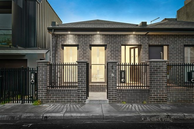 Picture of 36 Bunting Street, RICHMOND VIC 3121
