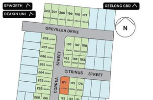 Picture of Lot 174 Citrinus Avenue, Mount Duneed VIC 3217