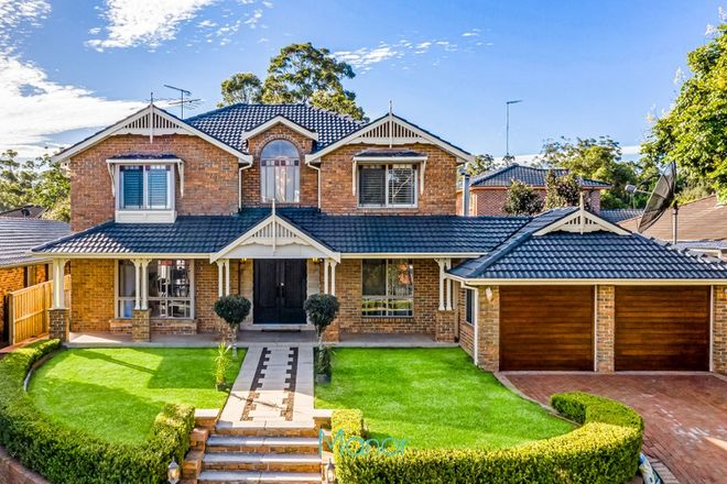 Picture of 100 Gilbert Road, GLENHAVEN NSW 2156