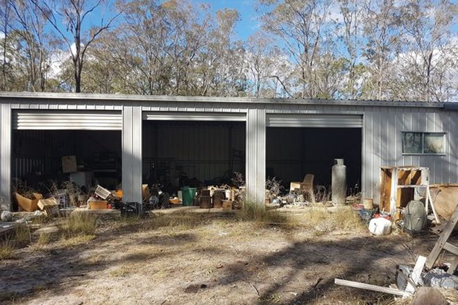 Picture of 458 Kumbia Road, BROOKLANDS QLD 4615