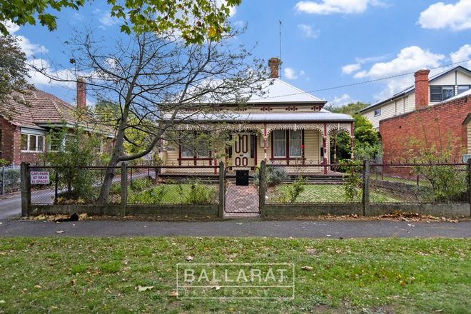 Picture of 210 Drummond Street South, BALLARAT CENTRAL VIC 3350
