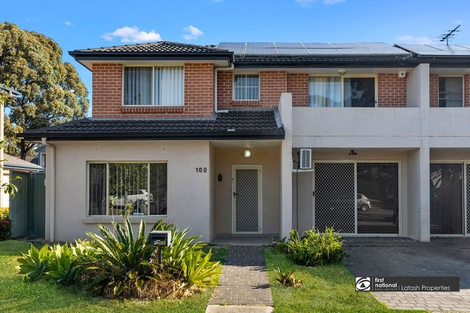 Picture of 100 James Street, PUNCHBOWL NSW 2196