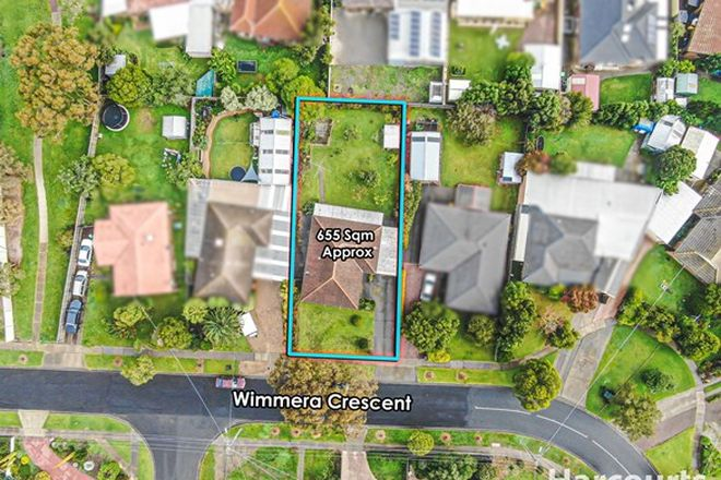 Picture of 14 Wimmera Crescent, KEILOR DOWNS VIC 3038