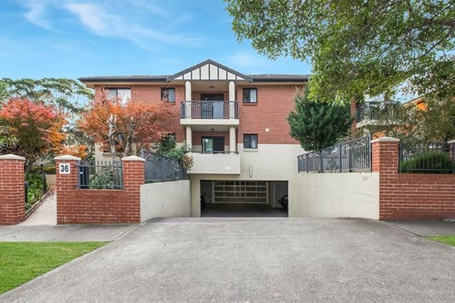 Picture of 5/36 Gladstone Street, BEXLEY NSW 2207
