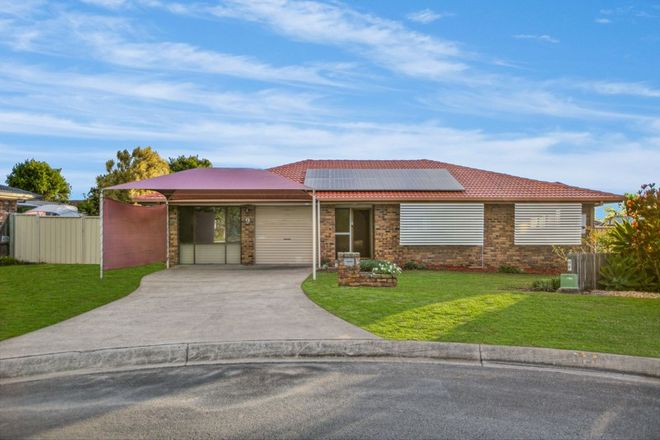 Picture of 9 Carlile Place, WYNNUM WEST QLD 4178
