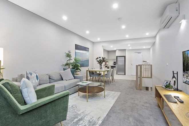Picture of 121/83 Campbell Street, WOLLONGONG NSW 2500