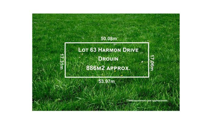 Picture of 63 Harmon Drive, DROUIN VIC 3818