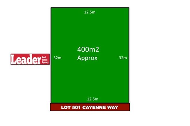 Picture of Lot 501 Cayenne Way, MICKLEHAM VIC 3064
