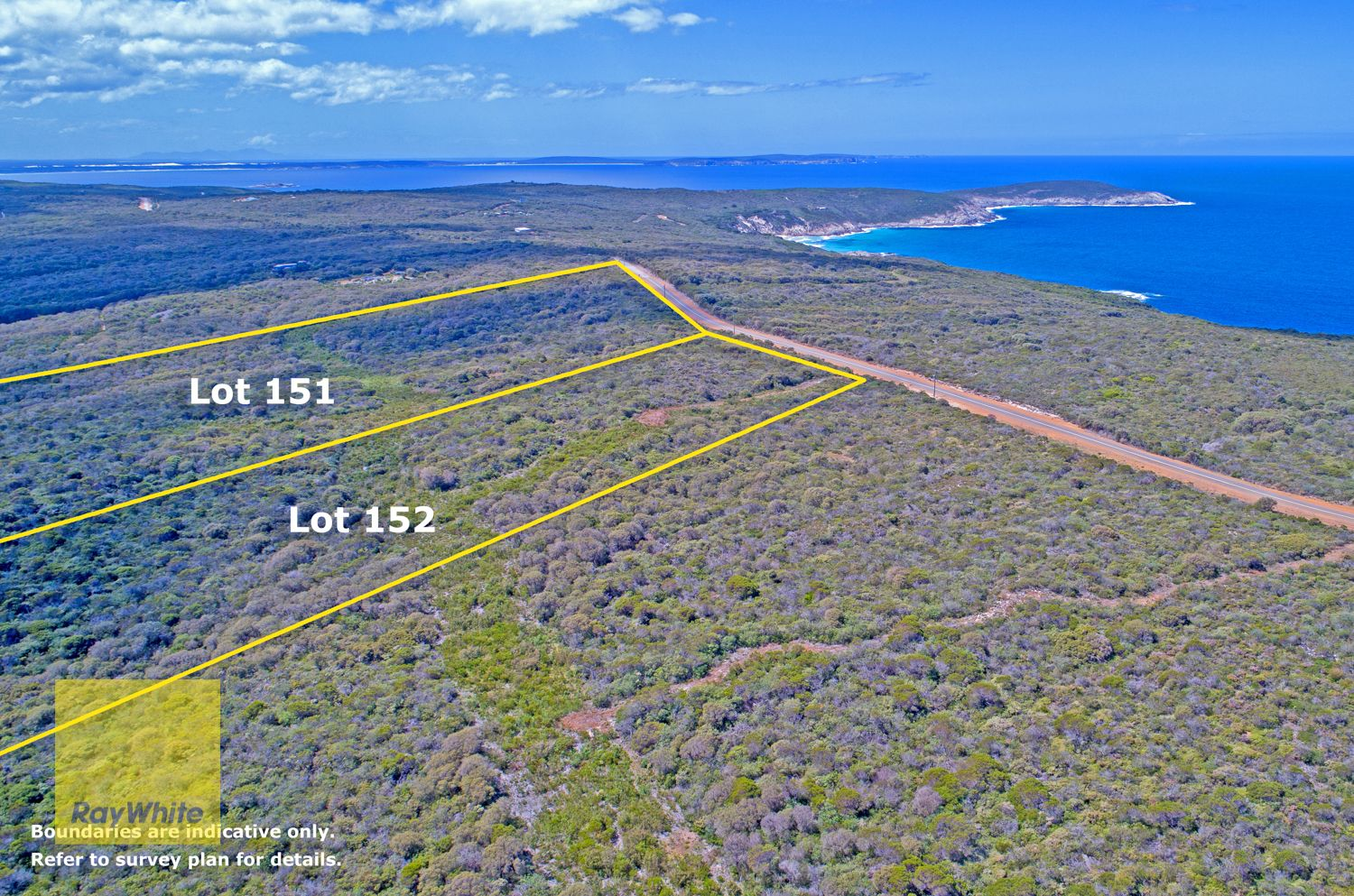 Lot 151 Point Henry Road, Bremer Bay WA 6338, Image 1