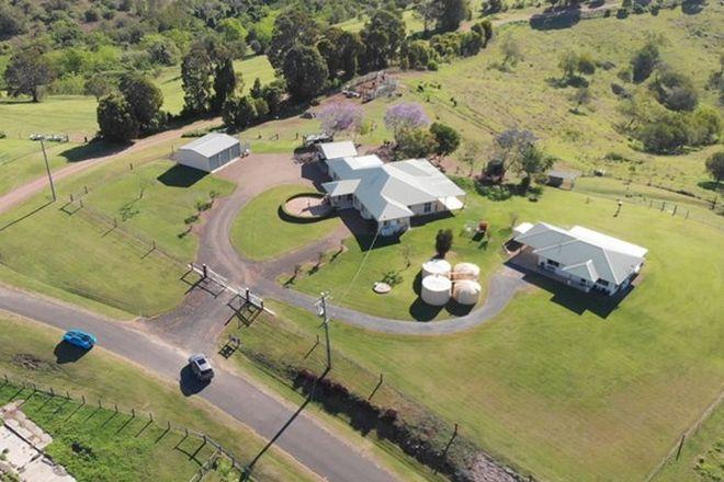 Picture of 314 Tallegalla Two Tree Hill Road, TALLEGALLA QLD 4340