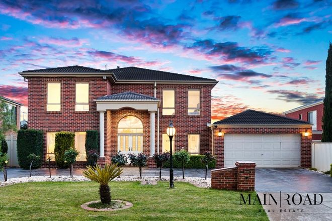 Picture of 10 Newell Close, TAYLORS LAKES VIC 3038