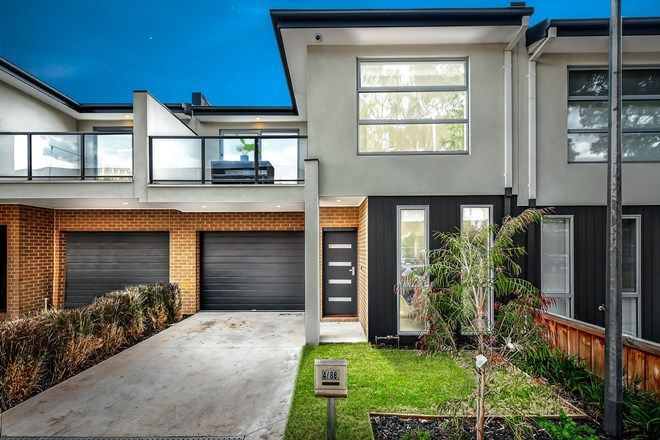 Picture of 4/88 Princes Highway, DANDENONG VIC 3175