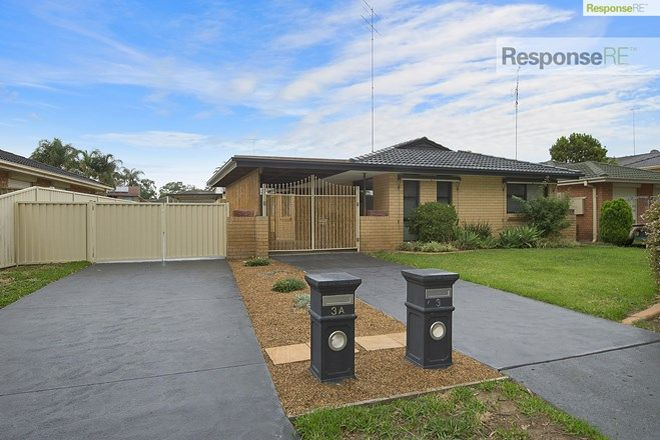 Picture of 3 Peter Court, JAMISONTOWN NSW 2750