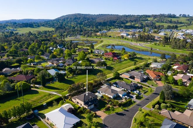 Picture of 28 Westbrook Crescent, BOWRAL NSW 2576