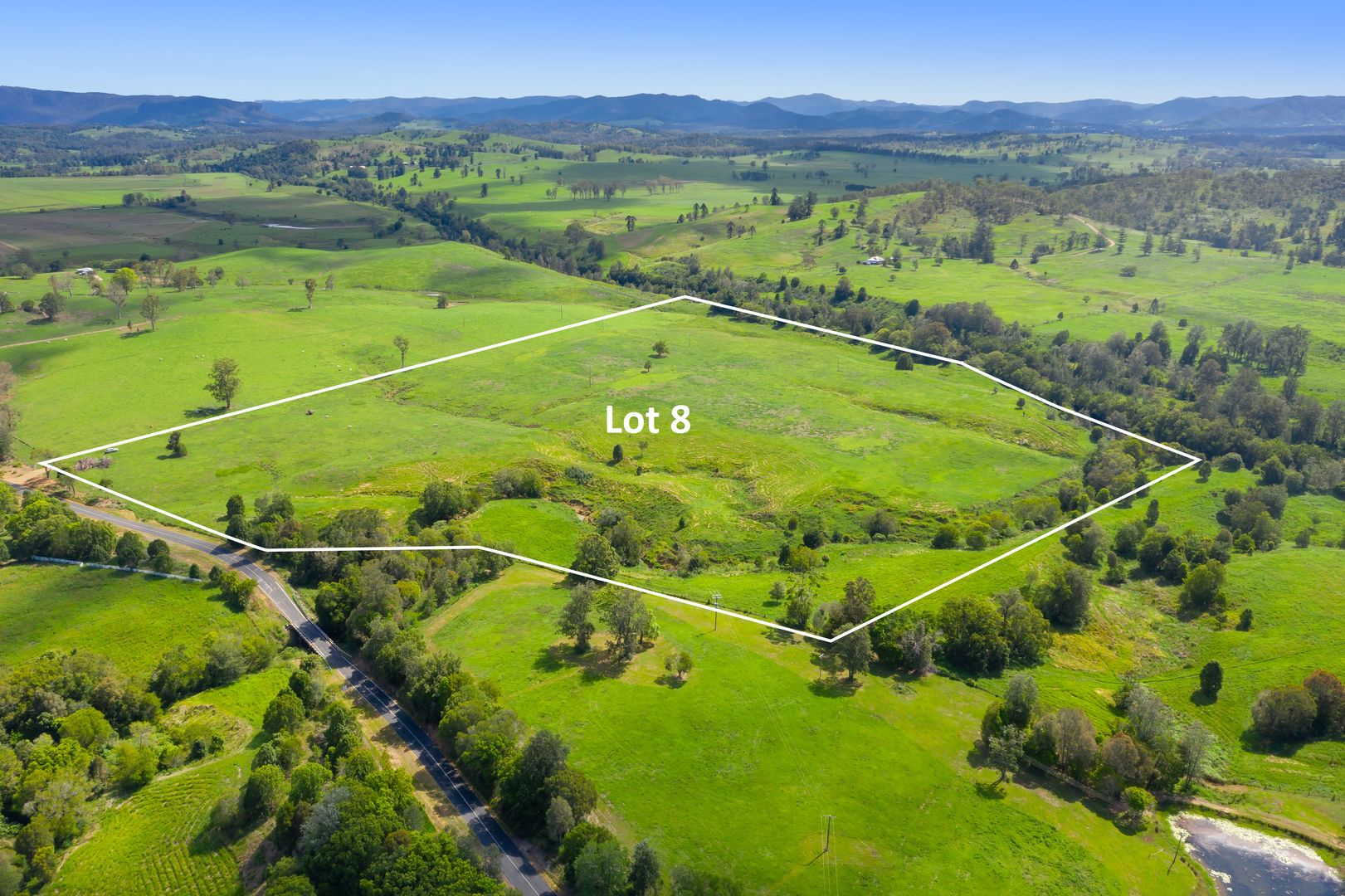Lot 8-9, 1023 Kenilworth Skyring Creek Road, Carters Ridge QLD 4563, Image 1
