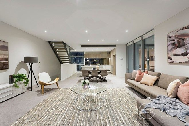 Picture of 90 South Wharf Drive, DOCKLANDS VIC 3008