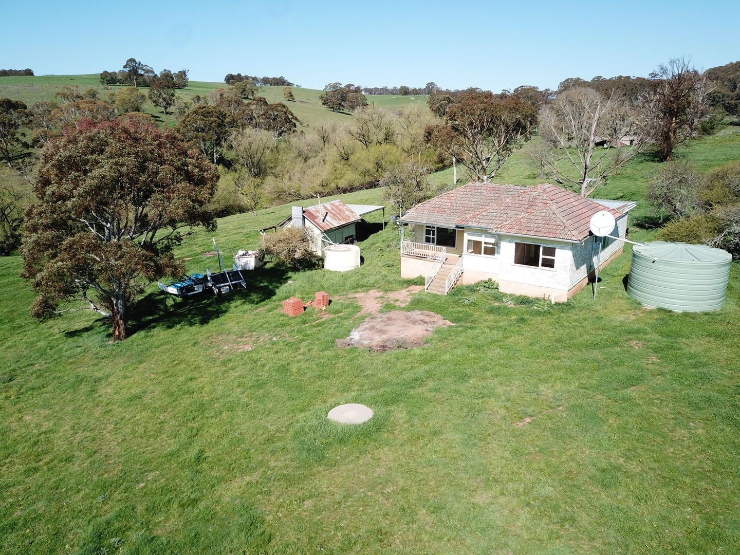 519 Chain of Ponds Rd, Black Springs NSW 2787, Image 1