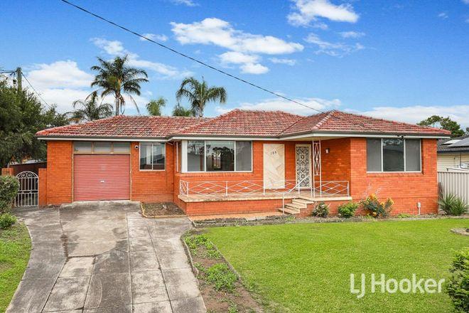 Picture of 103 Sandra Street, WOODPARK NSW 2164