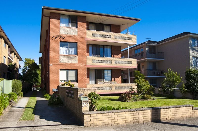 4/20 Chandos Street, Ashfield NSW 2131, Image 0