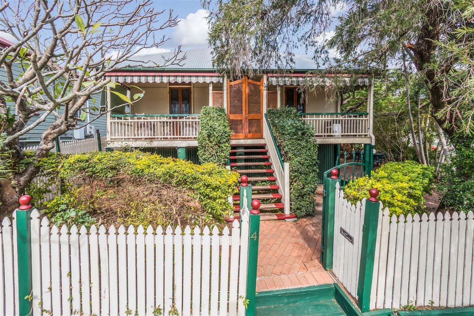 4 Grantham St, Dutton Park QLD 4102, Image 0