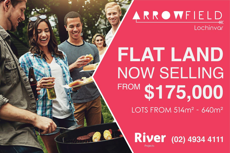 Arrowfield Estate Robert Road, Lochinvar NSW 2321, Image 1