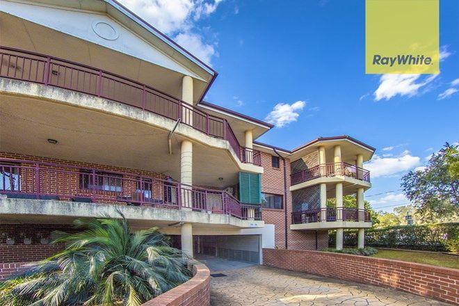 Picture of 7/54 Harold St, NORTH PARRAMATTA NSW 2151