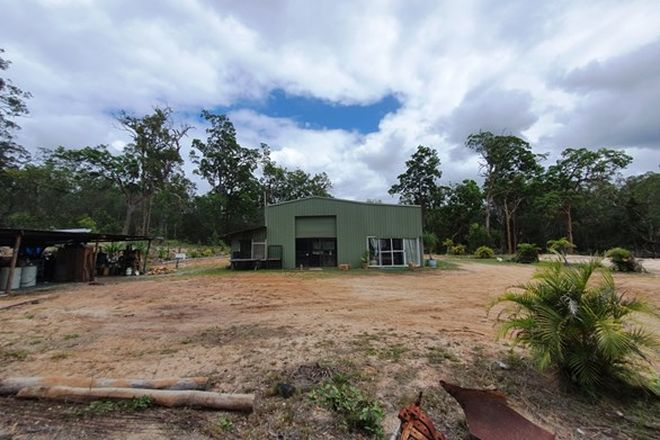 Picture of 135 Mahogany Road, TALEGALLA WEIR QLD 4650