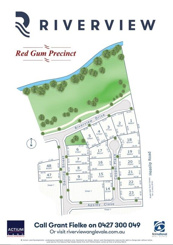 Lot 5 Riverview Drive, Angle Vale SA 5117, Image 1