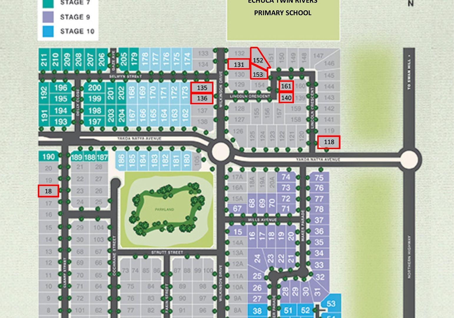 Park View Estate  -  Popular West, Echuca VIC 3564, Image 1