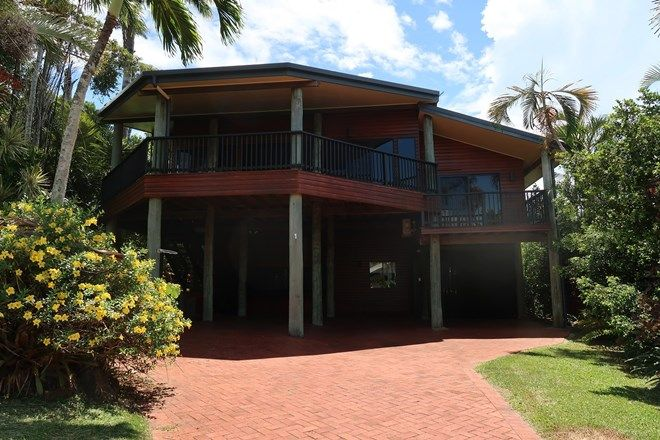Picture of 1 Jessie Lane, SOUTH MISSION BEACH QLD 4852