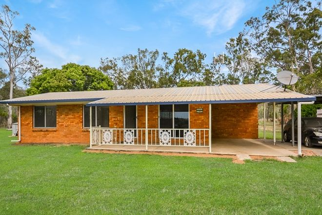 Picture of 123 New Zealand Gully Road, MOUNT CHALMERS QLD 4702